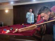 Two-Hour Snooker or Pool Session for Two People with a Pizza to Share