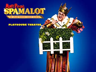 Tickets to Monty Python's Spamalot