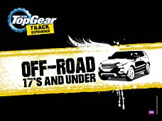 BBC Top Gear 17's and Under Off-Roading Experience