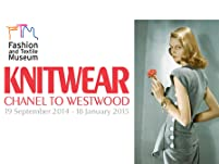 Entry to Knitwear: Chanel to Westwood Exhibition