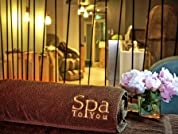 Sumptuous Choice of Spa Treatments and Gift to Take Home