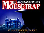 Tickets to Agatha Christie's The Mousetrap