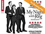 My Night With Reg Tickets