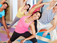 10 Yoga Classes for £19 at a Choice of Locations Including Central London