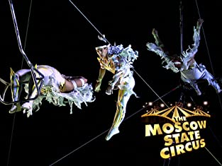 Tickets to the Moscow State Circus