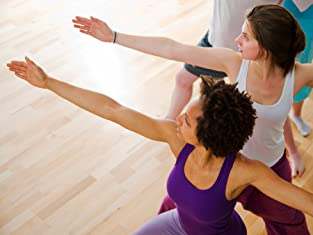 A Choice of 10 Heated Yoga Classes for One Person