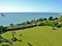 Beach Break for Two in Sunny Eastbourne with Dining