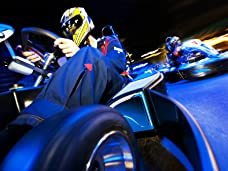 50 Lap Indoor Go Karting for One Person