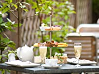Lavish Champagne Afternoon Tea for Two