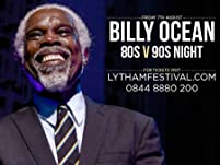 Ticket to the 80s vs 90s Themed Night at Lytham Festival Featuring Billy Ocean