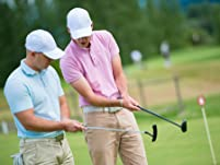 Golf Tuition with a PGA Pro and a Golf Voucher or a Seven Iron to Take Home