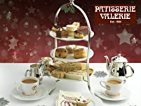 Festive Afternoon Tea for Two at Patisserie Valerie Nationwide