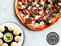 £9 PizzaExpress Doughballs and Main Dish