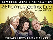 Mr Foote's Other Leg Tickets - Limited West End Run