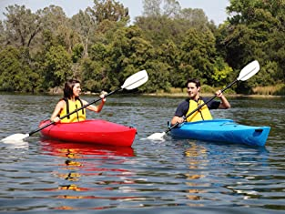 Kayak Tour and Tuition Along Regents Canal, Hampton Court or Windsor