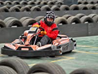 Exhilarating Fifty Lap Go Karting Experience