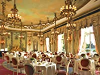 Three-Course Dining at The Ritz with Champagne for Two People - The Perfect Christmas Gift