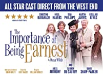 The Importance of Being Earnest Tickets - Half Price