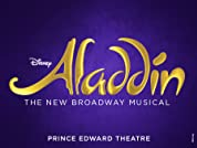 Disney's Aladdin Tickets - With Free Music Downloads