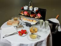 Traditional Afternoon Tea with Optional Prosecco for Two People