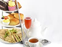 Afternoon Tea for Two People with Cava at a Choice of Cotswolds Locations