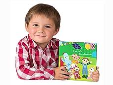 Personalised 'In The Night Garden' Children's Hardback StoryBook