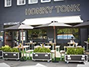 Honky Tonk Three-Course American Meal with a Cocktail