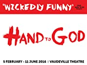 Hand to God Tickets - New Show Opening February