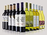 Case of 12 Red, White or Mixed Wines