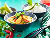 Thai Meal with a Side and Drink for Two or Four People
