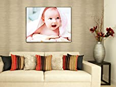 Personalised Photo Canvas Including Delivery
