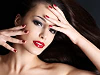 Stunning Manicure and Pedicure with Shellac Option