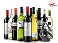 Case of 12 Bottles of Expertly Selected Wine