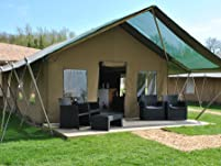 Three-Night Glamping Safari Break at Port Lympne Reserve for up to Eight People
