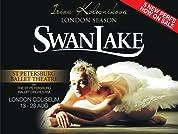 Swan Lake Tickets - St Petersburg Ballet Theatre