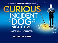 The Curious Incident of the Dog in the Night-Time Tickets