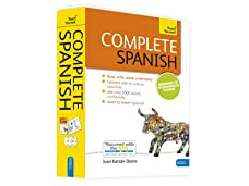 Complete French, Spanish, German or Italian Course with Books and Audio