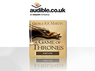 Free Voucher for Free Audio Download of 'A Game of Thrones' and a 30 Day Free Trial of Audible