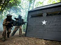 Paintballing for Five or More Players Including 50 Paintballs Each