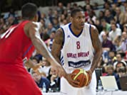 Tickets to Great Britain Men's Basketball v Bosnia and Herzegovina