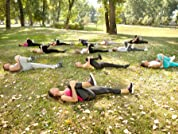 Ten Outdoor Bootcamp Sessions