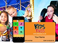 12-Month Money Saving Kids Pass to Attractions Nationwide