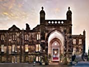 Festive Five-Star Scottish Mansion Retreat for Two