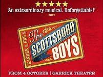 Tickets to The Scottsboro Boys at The Garrick Theatre