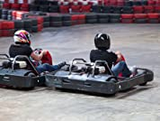 50-Lap Open Karting Race for Two People