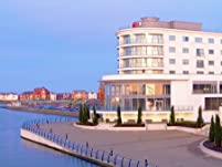 Southport Waterfront Stay with Dining and Chocolates for Two