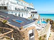 St Ives Clifftop Hotel with Panoramic Views