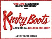 Kinky Boots Tickets - Featuring Smash Hit Music from Cyndi Lauper