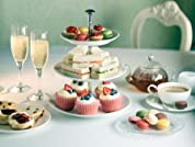 Riverfront Champagne Afternoon Tea for Two People
