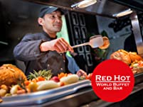 Red Hot World Buffet Dining with Wine, Beer or a Soft Drink at Six Locations in the UK